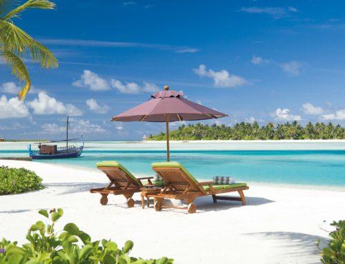 Os cinco melhores resorts do mundo